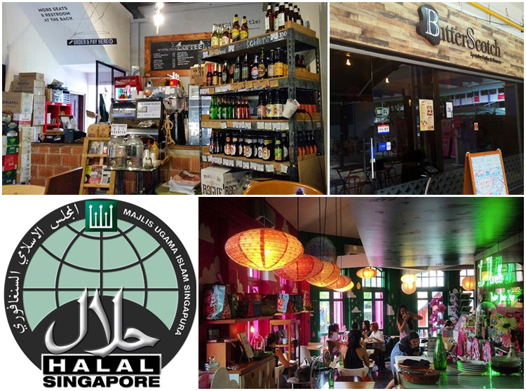 7 Recommended Halal Cafes in Singapore | Hpility SG