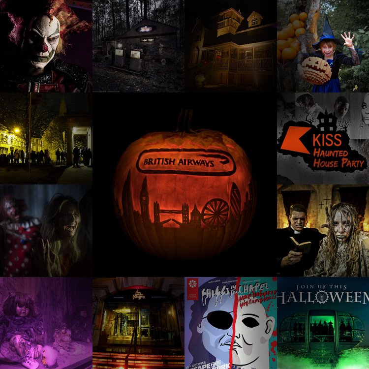 12 Spookiest Halloween attractions across USA and London - Hpility SG