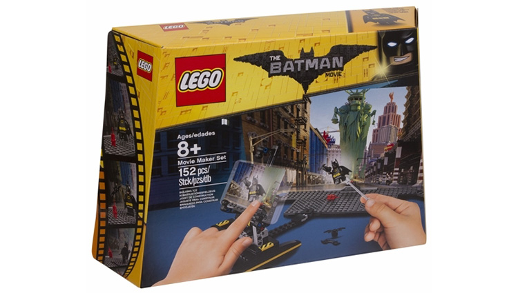 Build a new toy everyday and save the city with LEGO Batman - Hpility SG